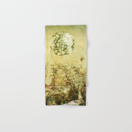 Moonflowers Hand & Bath Towel