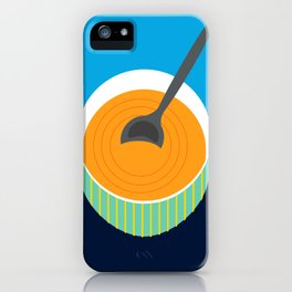 Soup iPhone Case