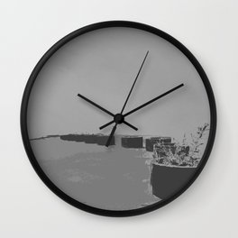 Endless Beds(2) Wall Clock