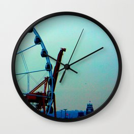 Cargosel Wall Clock