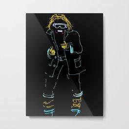 35- Light Balance Metal Print