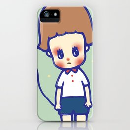 gone iPhone Case