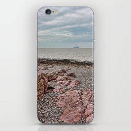 Steep Holm Bristol Channel iPhone Skin