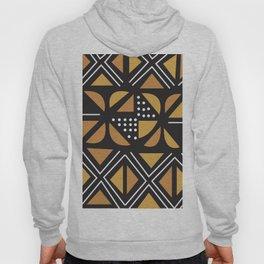 African Tribal Pattern No. 11 Hoody