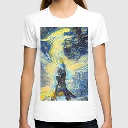Dragon Age Inquisition Starry Night T-shirt