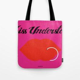 MissUnderstood Tote Bag