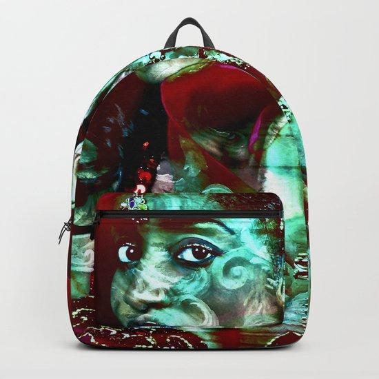ORIENTAL ROSE Backpack