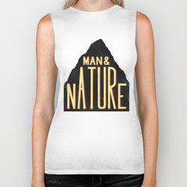 Man & Nature Biker Tank
