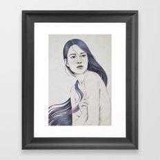 391 Framed Art Print