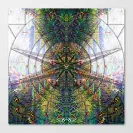 Hidden Mysteries 2: The Divinity Lens Canvas Print