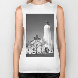 Sandy Hook Lighthouse Biker Tank