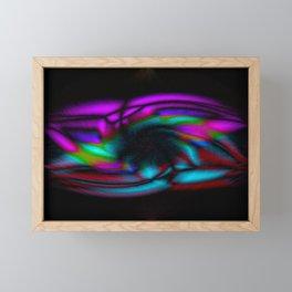 Quad magicae oculus Framed Mini Art Print