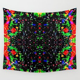 Magnetic Potential Wall Tapestry