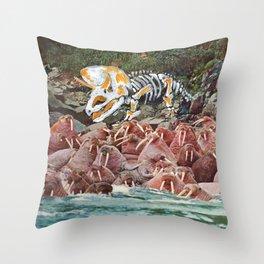 I am the Throw Pillow