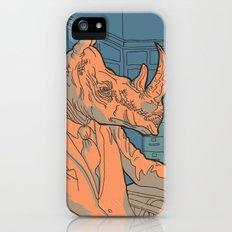 Being a rhino like a sir iPhone (5, 5s) Slim Case