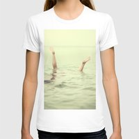 submarine T-shirts featuring submarine 2 by Gordon Chalmers