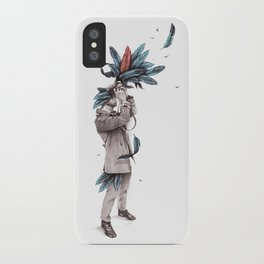 Ornis iPhone Case