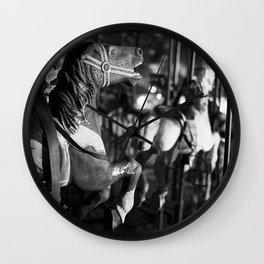 Carousel - In Perpetuity Wall Clock