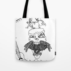 burnside Tote Bag