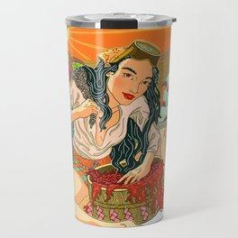 Agar Lady Travel Mug