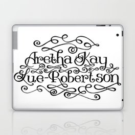 My Name Laptop & iPad Skin