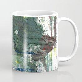 Feldgrau abstract watercolor Coffee Mug