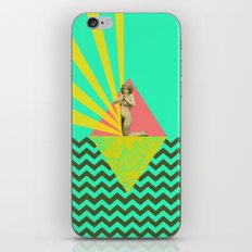dear god, what could i wear today ?! iPhone & iPod Skin