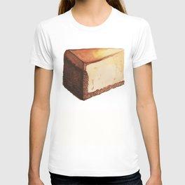 Cheesecake Slice T-shirt
