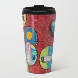'I have a dream' Travel Mug