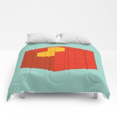 PAUSE – A Fez Comforters