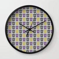royal Wall Clocks featuring Royal by kirstenariel