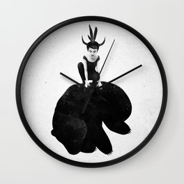 The Mound Wall Clock