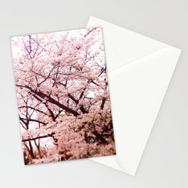 Hiroshima Castle (Cherry Blossom) Stationery Cards