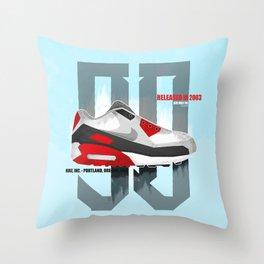 Air Max 90 Throw Pillow