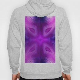 Agate Dreams in purple Hoody