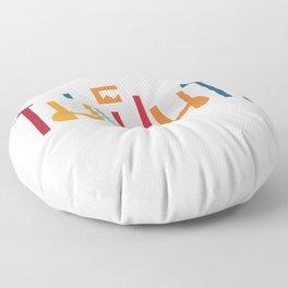 Nevermind (Mai pen rai) Floor Pillow