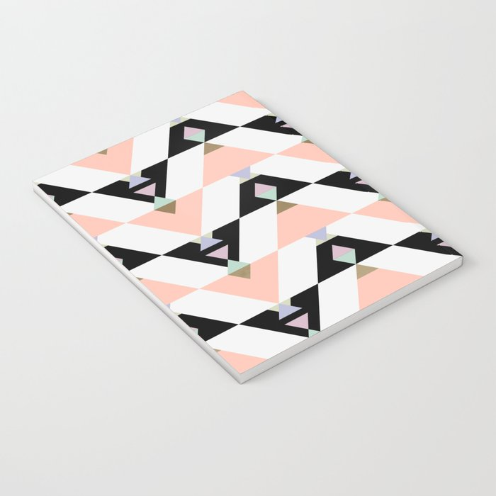 Abstract Pattern 60 Notebook