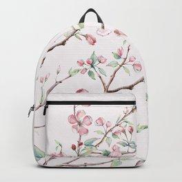 Apple Blossom Pink #society6 #buyart Backpack