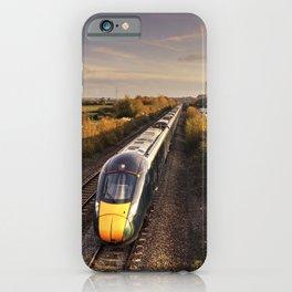 Exminster IET iPhone Case