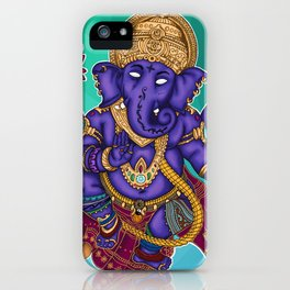 Ganesh 2014 iPhone Case