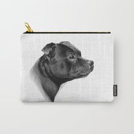 Staffy Carry-All Pouch