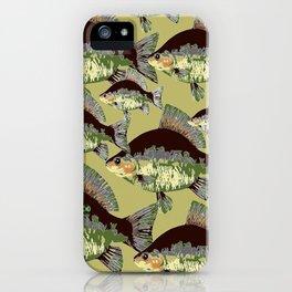 Sun Fish iPhone Case