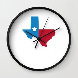 Sports Austin Texas Wall Clock