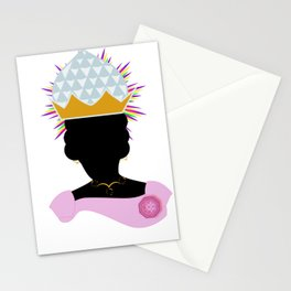 Queen Nzinga of Ngondo and Matamba Stationery Cards