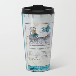 Bítlarnir  Travel Mug
