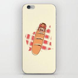 Judge Bread iPhone Skin