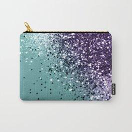 Mermaid Glitter Dream #1 #shiny #decor #art #society6 Carry-All Pouch