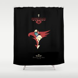 040 Ken G1 Shower Curtain