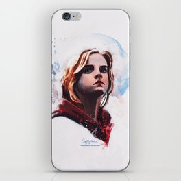 The Brightest Witch iPhone Skin