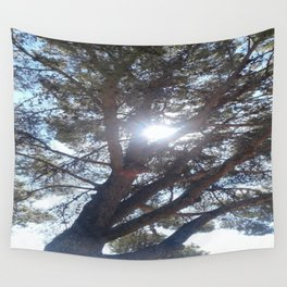 Light Beyond Wall Tapestry